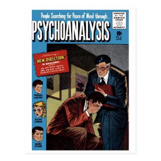 Psychoanalysis Issue 2 Postcard