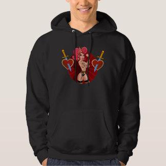 psychobilly_cafepress hoodie