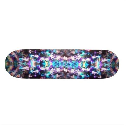 PsyCHOdeLiC Custom Skateboard