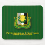 Psychological Operations 6 Mouse Pad