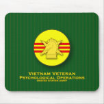 Psychological Operations - Vietnam Mouse Pad