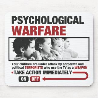 Psychological Warfare Mousepad