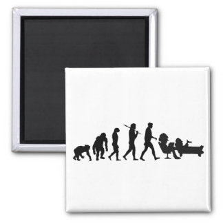 Psychologist Psychiatrist Therapists Gifts Square Magnet