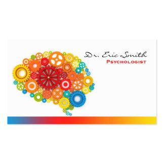 Psychologist Tarjetas De Visita
