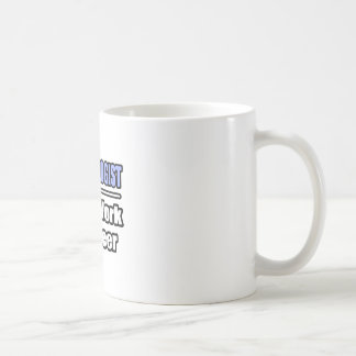 Psychologist...Will Work For Beer Coffee Mug