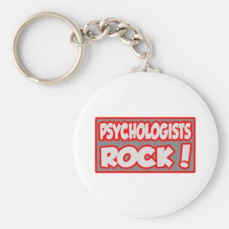 Psychologists Rock! Keychains