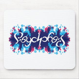 Psychology ambigram mousepad