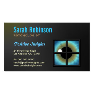 Psychology Business Card Business Card Templates