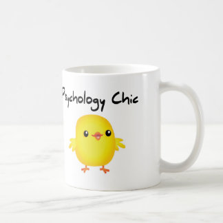 Psychology Chic Coffee Mug
