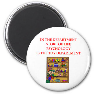 PSYCHOLOGY gifts t-shirts Magnet