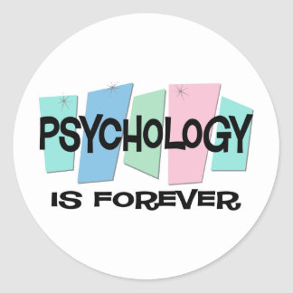 Psychology Is Forever Stickers