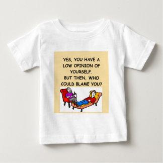 PSYCHology joke T-shirts
