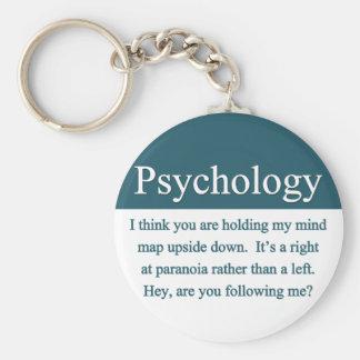 Psychology Keychain