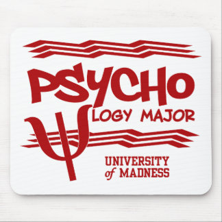 Psychology Major mousepad