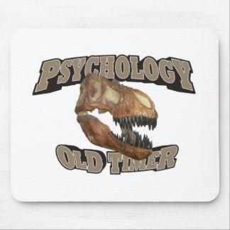 Psychology Old Timer! Mouse Pads
