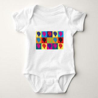 Psychology Pop Art T Shirt