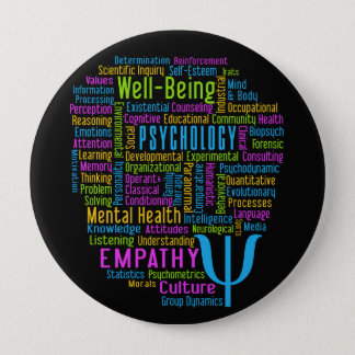 PSYCHOLOGY Word Cloud button