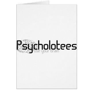 Psycholotees Card