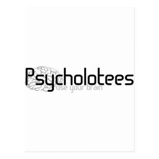 Psycholotees Postcard