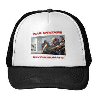 Psychosomatic Branded Item Cap