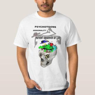 Psychotoons Patient Observer  tshirt