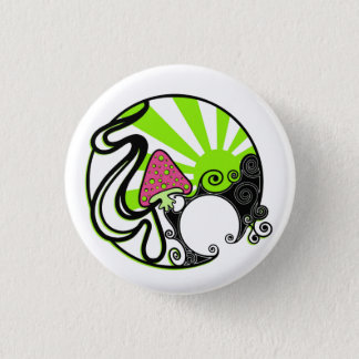 Psychotropic 3 Cm Round Badge