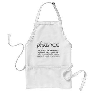 psyence standard apron