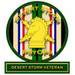 PsyOps - Desert Storm Veteran Cut Outs