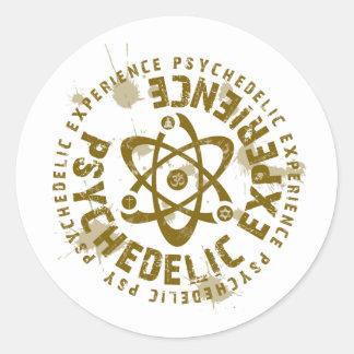 Psytrance sticker