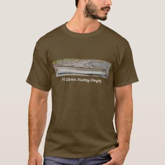 PT 11 on the beach T-shirt