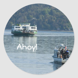 Pt. Defiance Ferry Stickers