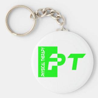 pt lime key ring