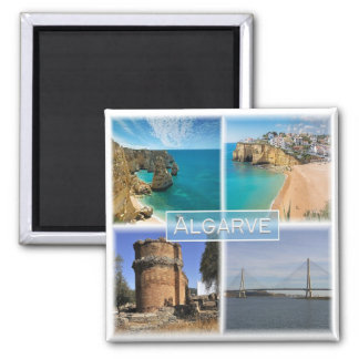 PT * Portugal - The Algarve Magnet