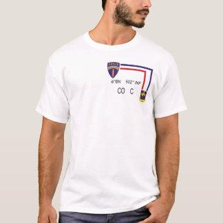 PT Shirt 6th BN 502nd INF CO C