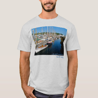 PT Skiff 'in good company' T-shirt