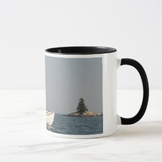 PT Skiff Mug