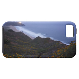 Pt. Sur Lightstation and flowering chapparal, iPhone 5 Case