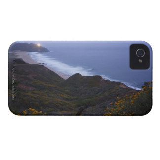 Pt. Sur Lightstation and flowering chapparal, Case-Mate iPhone 4 Case