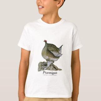 Ptarmigan bird, tony fernandes T-Shirt