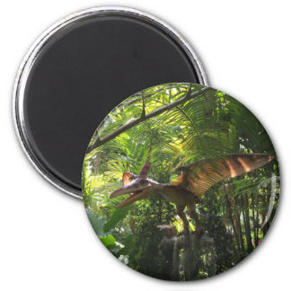 Pterodactyl Dinosaur in the wild Magnet