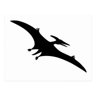 Pterodactyl Dinosaur Postcard