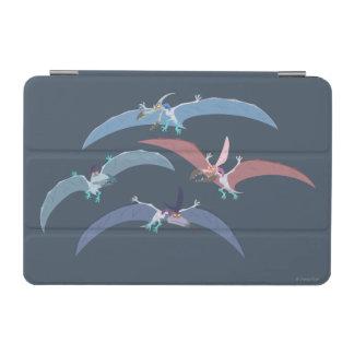 Pterodactyl Group Graphic iPad Mini Cover