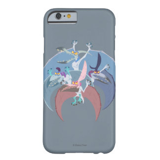 Pterodactyl Group Stack Barely There iPhone 6 Case