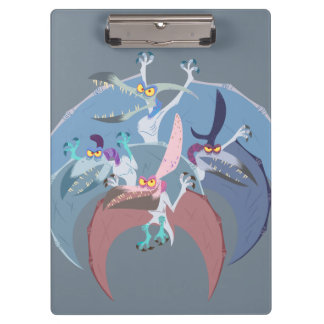 Pterodactyl Group Stack Clipboard