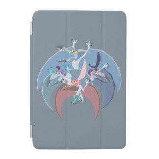 Pterodactyl Group Stack iPad Mini Cover