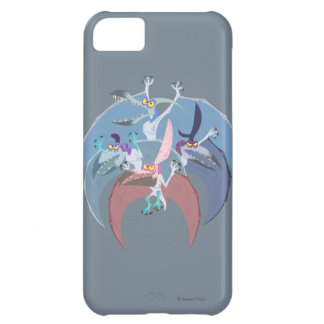 Pterodactyl Group Stack iPhone 5C Case