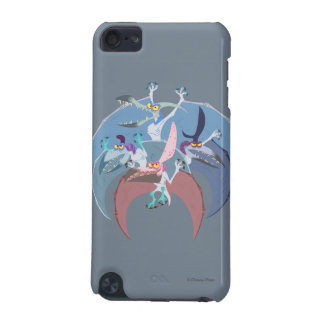 Pterodactyl Group Stack iPod Touch (5th Generation) Cases