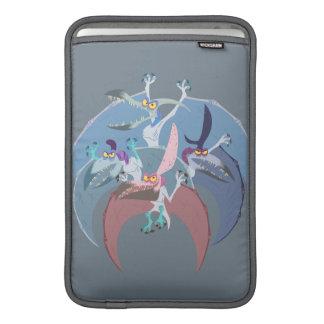 Pterodactyl Group Stack MacBook Sleeve