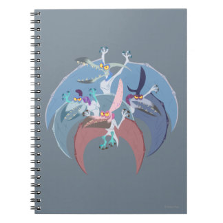 Pterodactyl Group Stack Notebooks