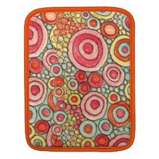 Ptown Poppy iPad Sleeve